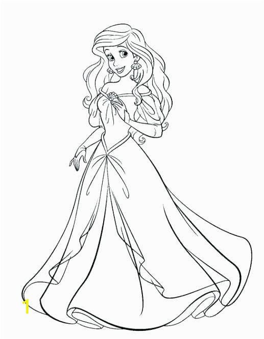 Disney Princess Coloring Pages Free to Print 58 Neu Ausmalbilder Disney Princess Bilder In 2020 Mit