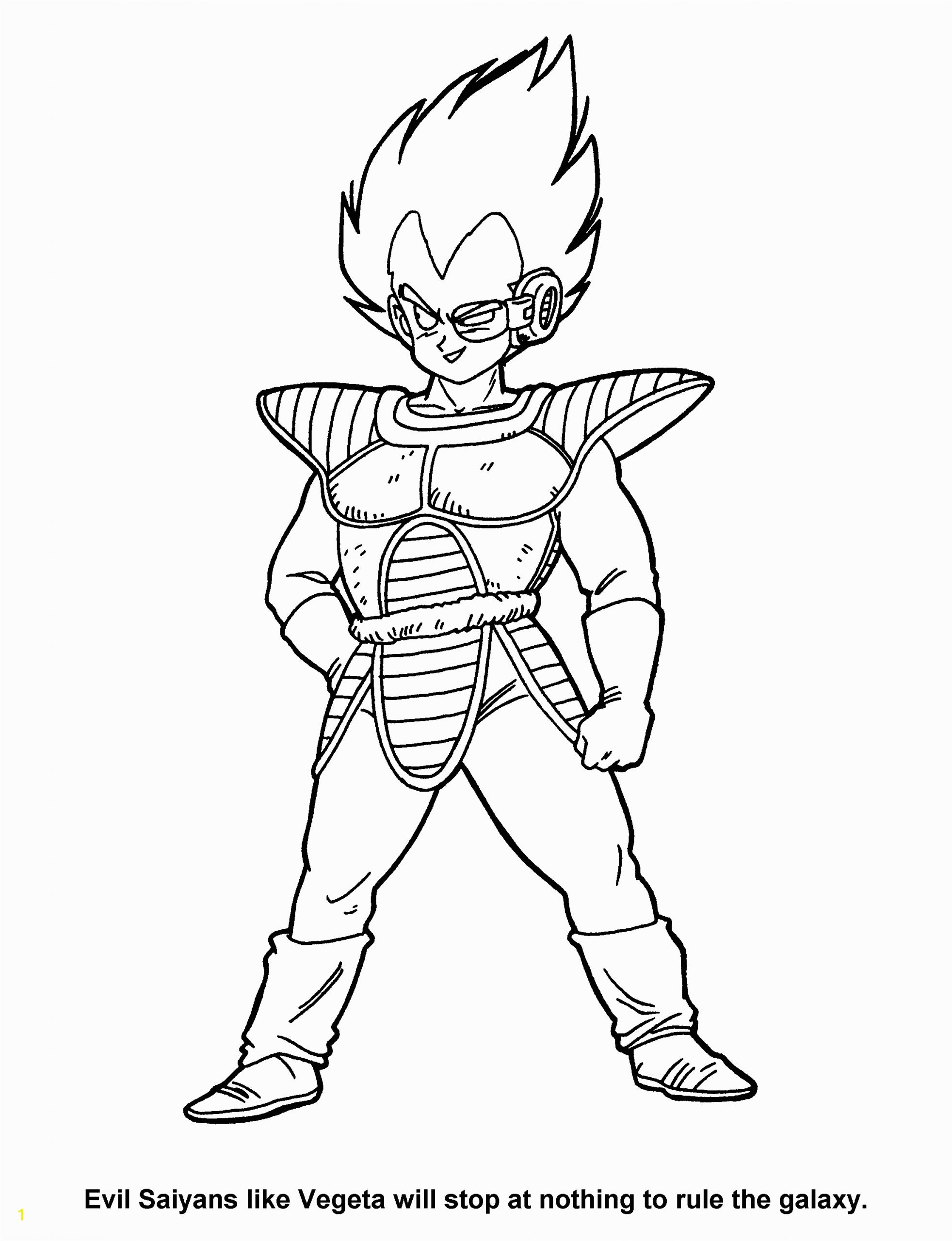 animated coloring pages dragon ball z image 0058