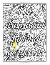 0d5288f6406d3e0927a4f ef9eb adult coloring pages swear words cuss word coloring pages