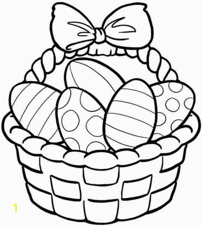 Free Printable Easter Coloring Pages Pin On A