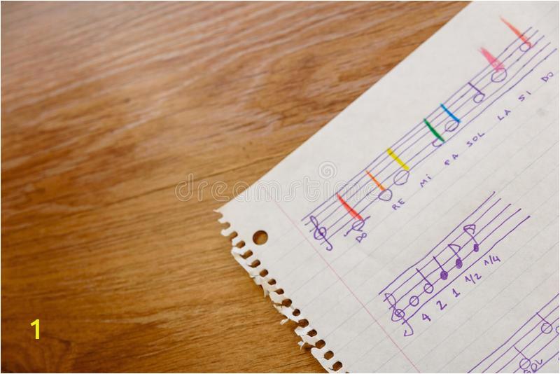 sheet music school simple score basic notes times children to learn sheet music school