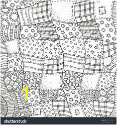 Free Printable Quilt Coloring Pages 65 Best Coloring Pages Featuring Quilting Images