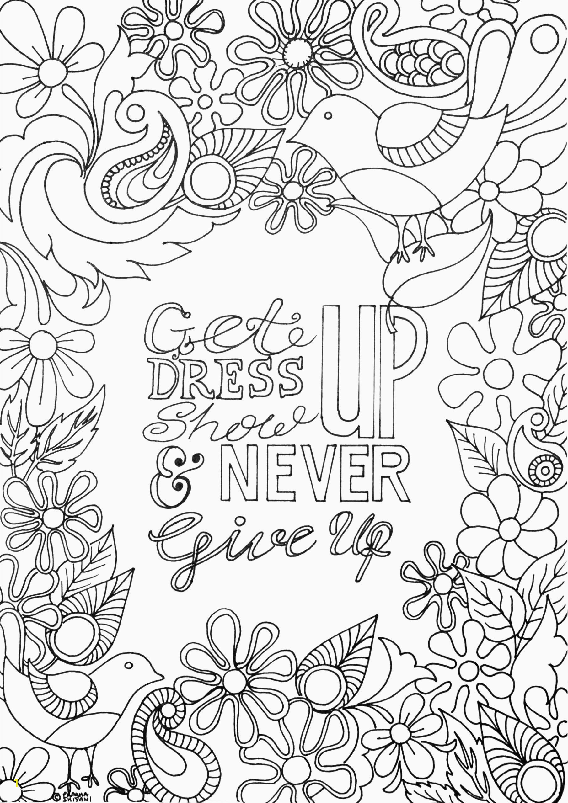 Free Printable Spring Coloring Pages Coloring Pages Printable Affirmation Coloring Pages