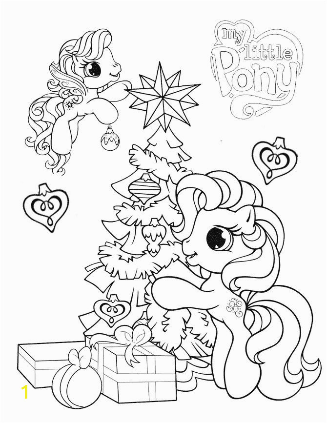 Free Santa Coloring Pages Printable Pony Coloring Luxury Coloring Pages for Girls Lovely