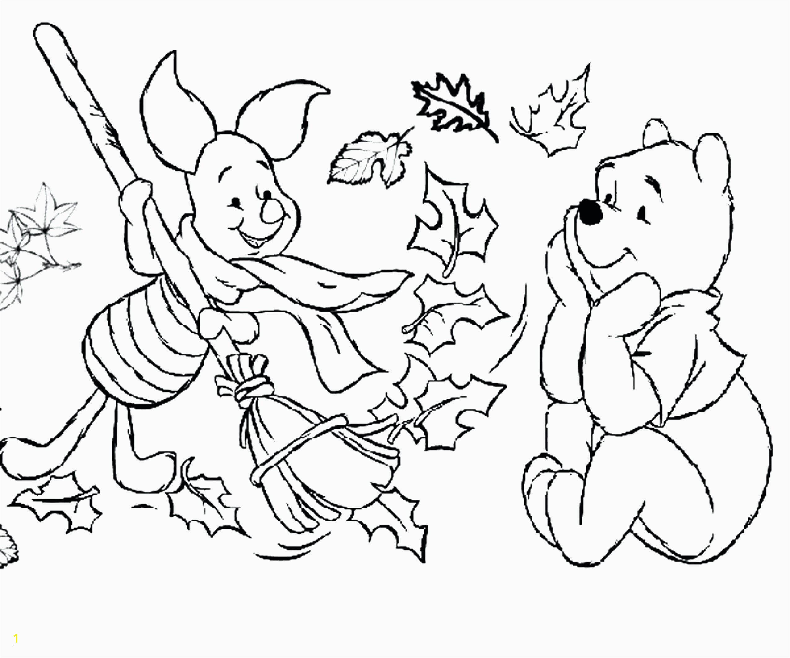 Halloween Coloring Pages Disney Printable Free Coloring Pages for Preschool Di 2020