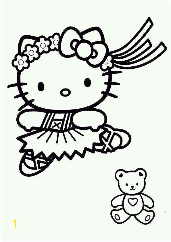 Hello Kitty Back to School Coloring Pages Ausdruck Bilder Zum Ausmalen In 2020