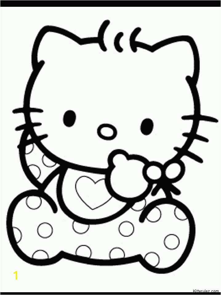 Hello Kitty Coloring Pages Games Online Free Big Hello Kitty Download Free Clip Art