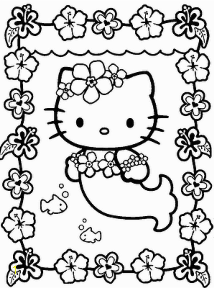 full sanrio pig coloring hello kitty mermaid coloring page hello kitty coloring hello