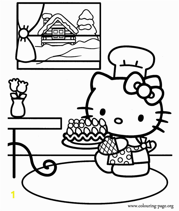 drawing hello kitty 211