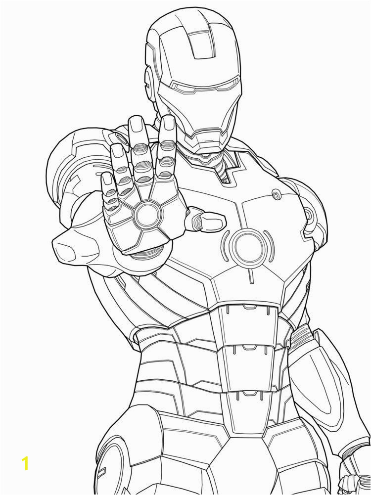 Iron Man Coloring Pages Games Ironman Coloring Pages to Print Enjoy Coloring with