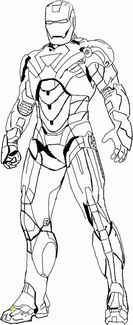 Iron Man Coloring Pages to Print Fantastic Iron Man Coloring Pages Ideas