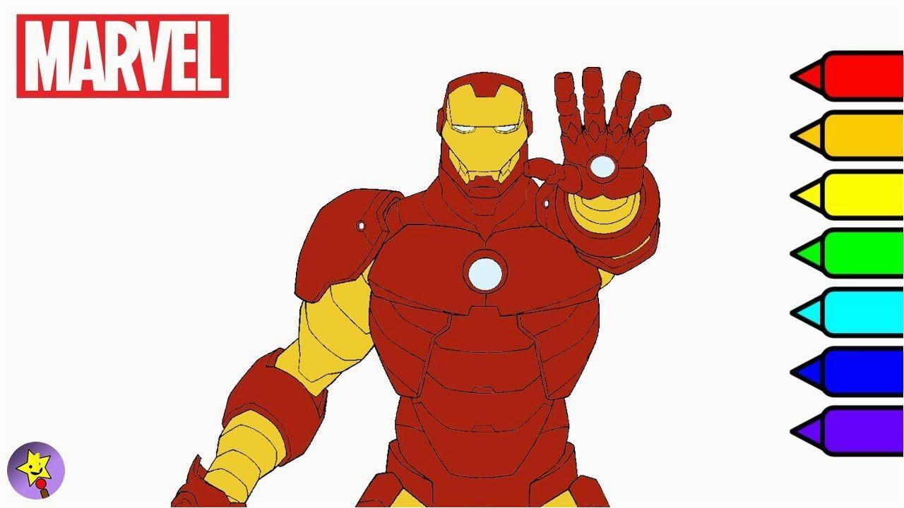 Iron Man Infinity War Coloring | divyajanani.org