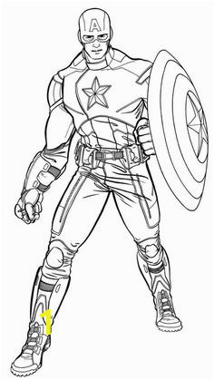 Iron Man Vs Captain America Coloring Pages 22 Best Avengers Coloring Images