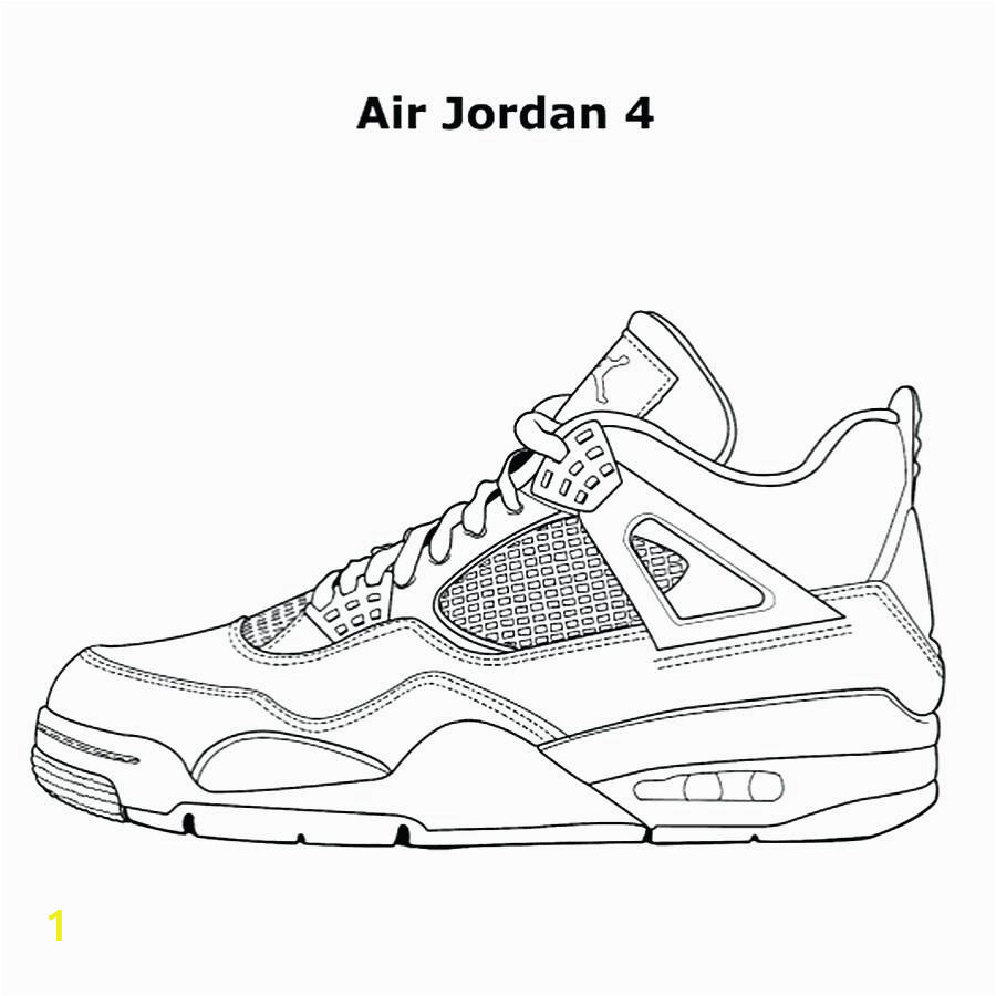 Jordan Shoes Coloring Pages Printable 27 Exclusive Picture Of Jordan 12 Coloring Pages In 2020