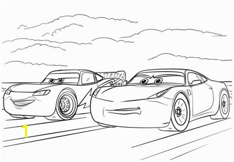 ausmalbilder cars 3 einzigartig ausmalbilder cars 3 mcqueen and ramirez from cars 3 coloring page of ausmalbilder cars 3