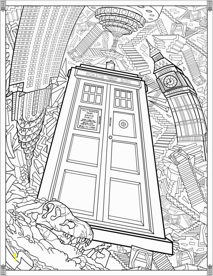 easy adult coloring pages printable unique doctor who wibbly wobbly timey wimey coloring pages of easy adult coloring pages printable 728x942