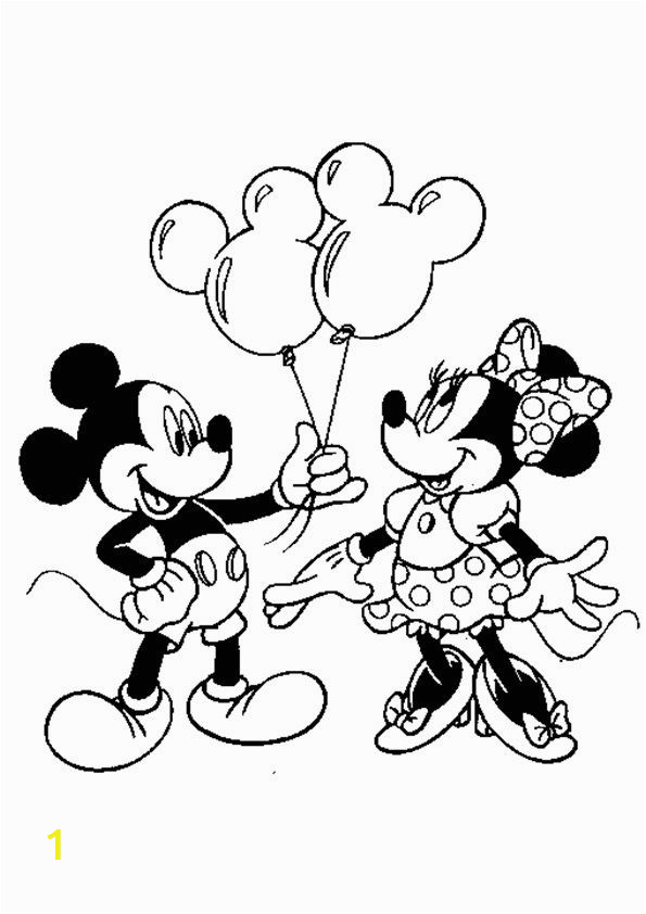 Mickey Mouse Coloring Pages Disney 25 Cute Mickey Mouse Coloring Pages Your toddler Will Love