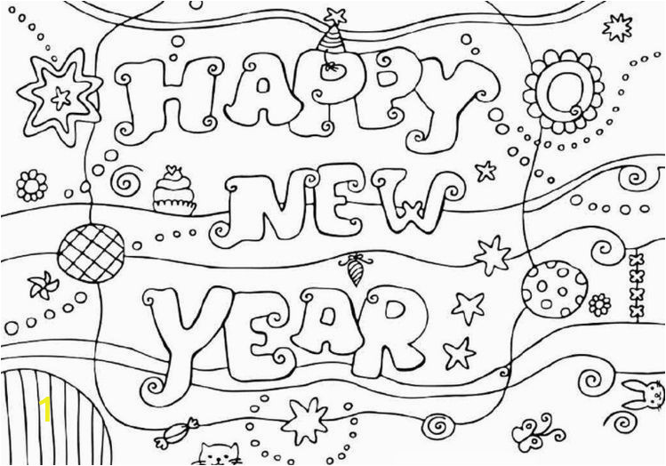 unique coloring pages new year eve celebration for adults of coloring pages new year eve celebration for adults