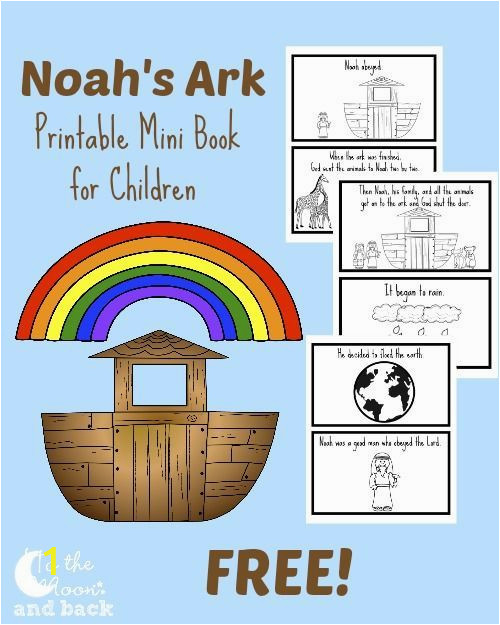 Noah S Ark Coloring Pages Printable F is for Flood Learning About Noah S Ark and A Free