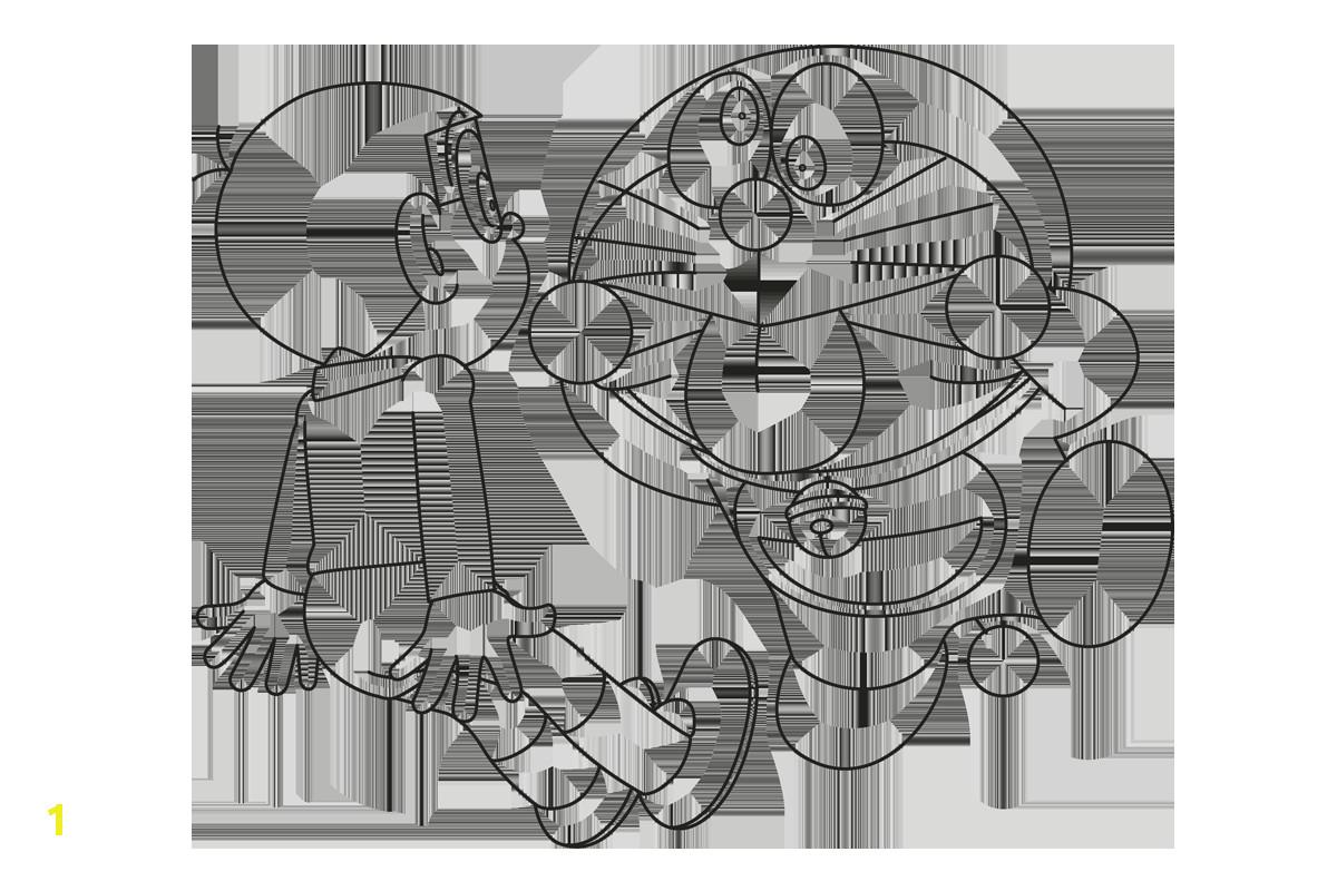 doraemon drawing nobita 1
