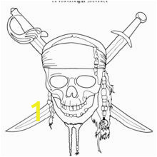 pirates of the caribbean coloring page vfb
