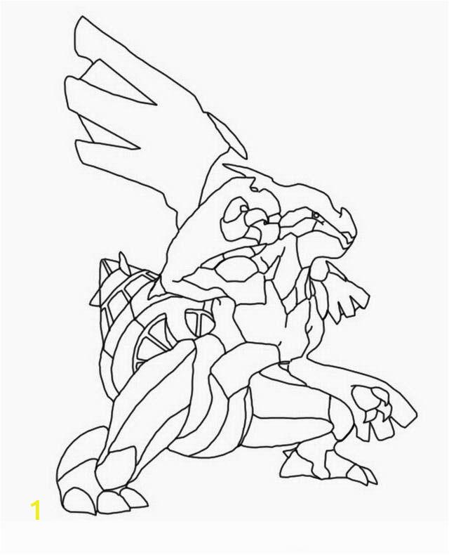 Pokemon Xy Printable Coloring Pages M¥larbilder Pokemon 87