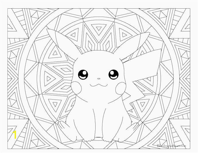 Pokemon Xy Printable Coloring Pages New Free Pokemon Coloring Pages Kang Coloring