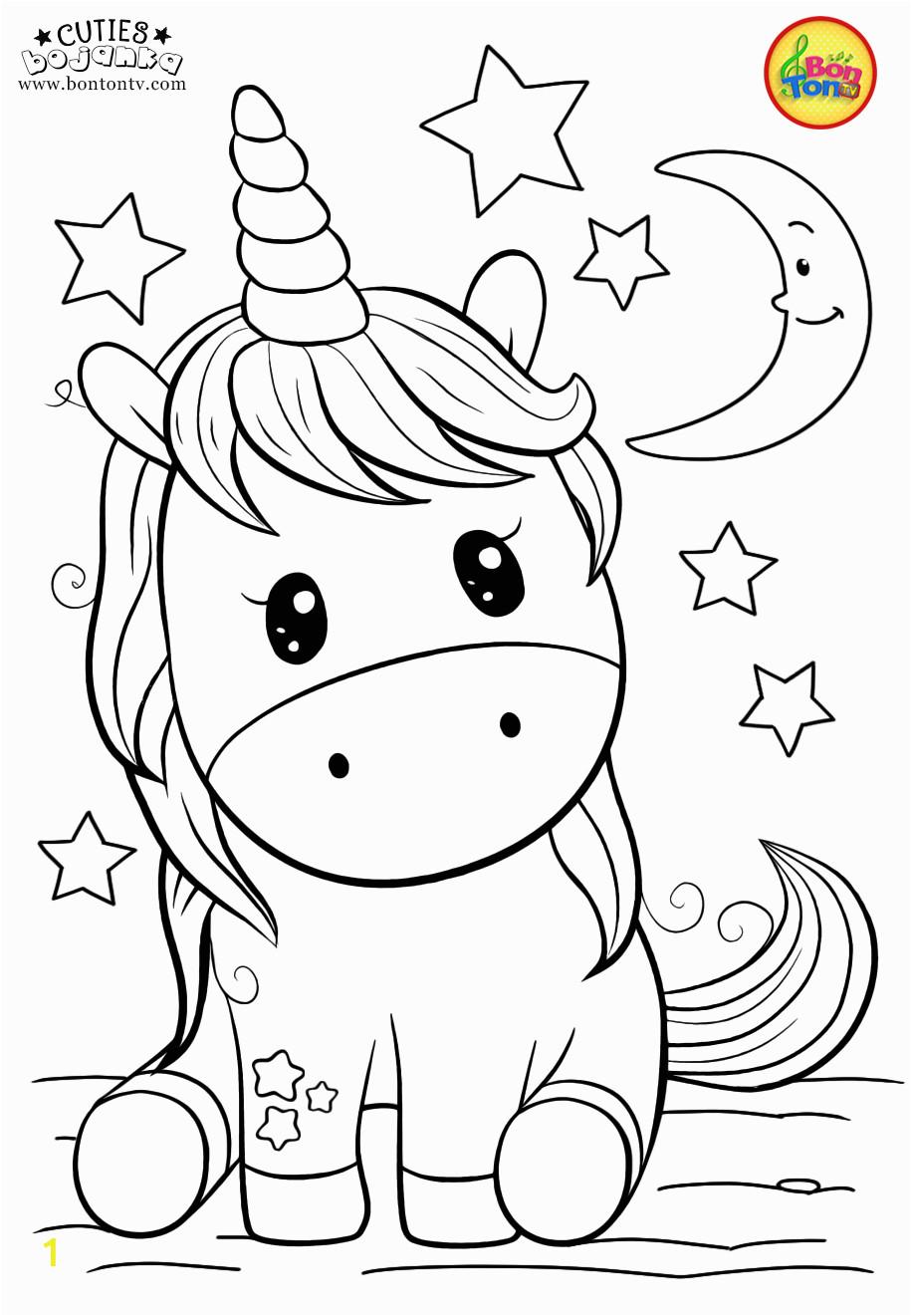 Preschool Coloring Pages Printable Unicorn Cuties Coloring Pages for Kids Free Preschool Printables