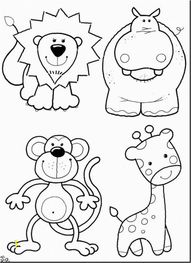 Printable Zoo Animals Coloring Pages 27 Exclusive Picture Of Zoo Animals Coloring Pages