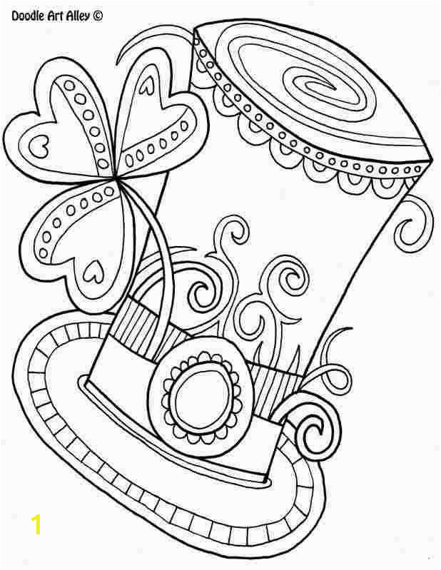 St Patrick S Day Coloring Pages St Patrick S Day Coloring Pages Pdf An Official