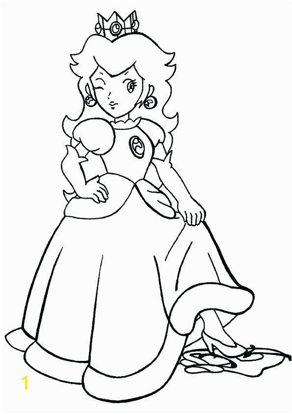 Super Coloring Pages Disney Princess Super Mario Coloring Page New S Mario Coloring Pages