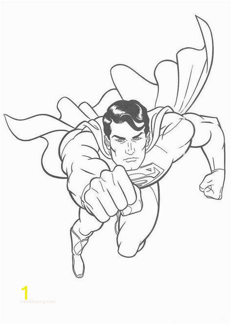 superman coloring pages luxury 14 ausmalbilder superman kostenlos malvorlagen zum of superman coloring pages