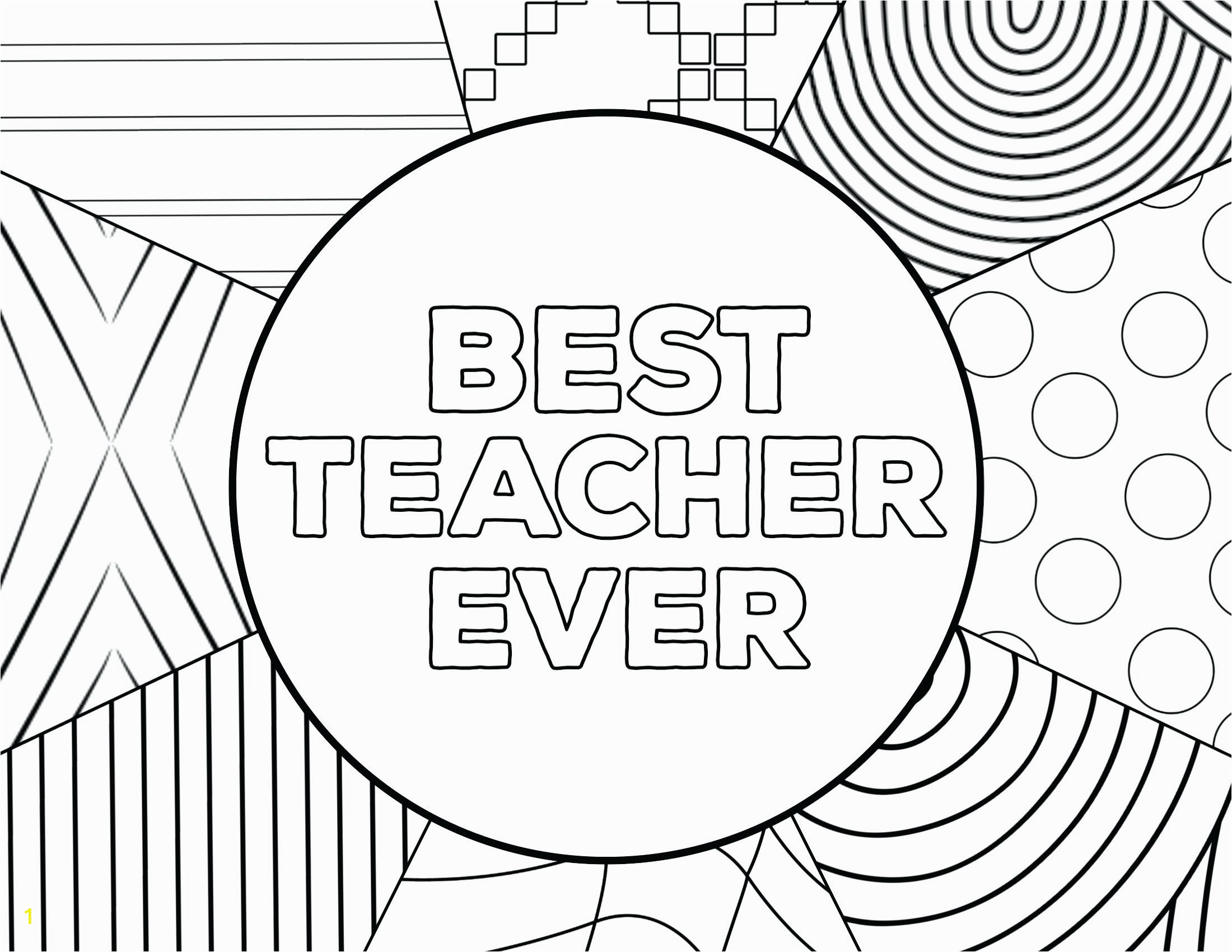 free teacher coloring best cards printable appreciation