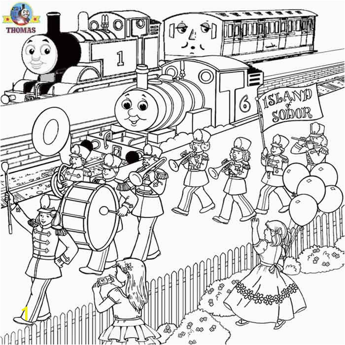 Thomas the Train Coloring Games Online Thomas Coloring Pages Line Coloring Home
