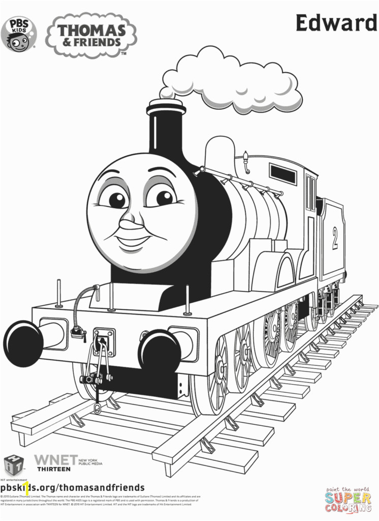 Thomas the Train Coloring Games Online Thomas Coloring Pages