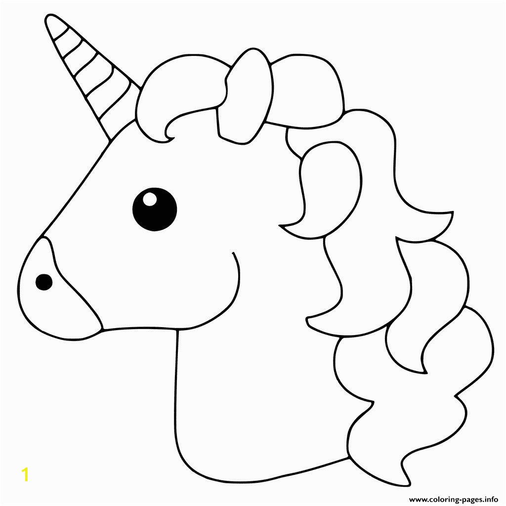 Unicorn Emoji Coloring Pages Printable Pin De Evelyn Rabsatt En Patrones Y Plantillas Con Imágenes