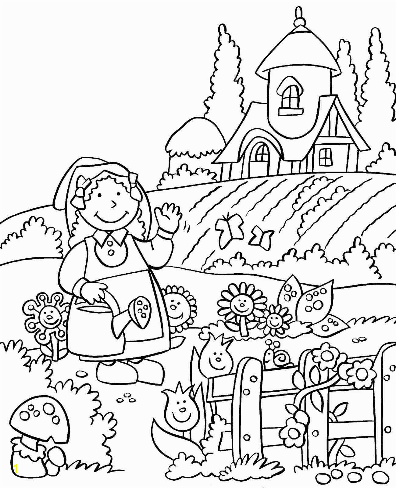 horticulture coloring pages flower garden coloring pages to and print for free coloring horticulture pages