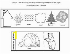 760e77f48d2b8cfdf4df90b43f f we are going on a bear hunt printables following directions