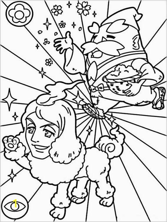 Yo Kai Watch Coloring Pages Printable Yo Kai Watch 12 Ausmalbilder Für Kinder Malvorlagen Zum