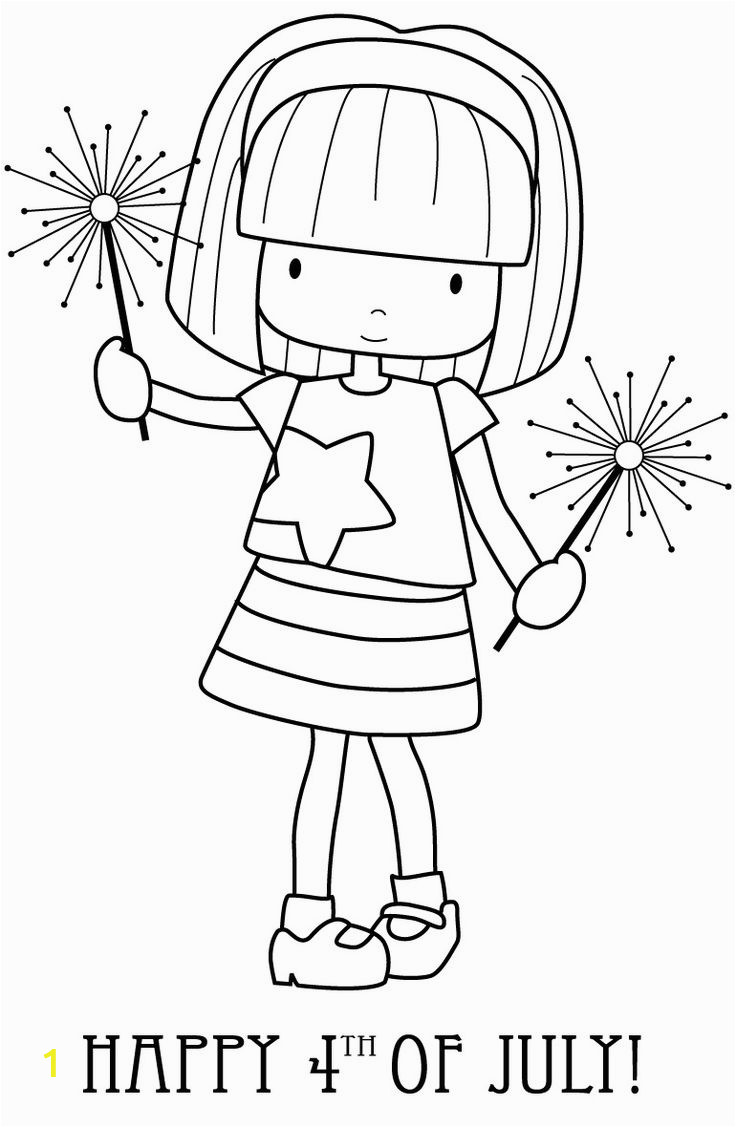 4th of july disney sketch templates