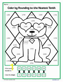 fraction coloring worksheets 5th grade 25