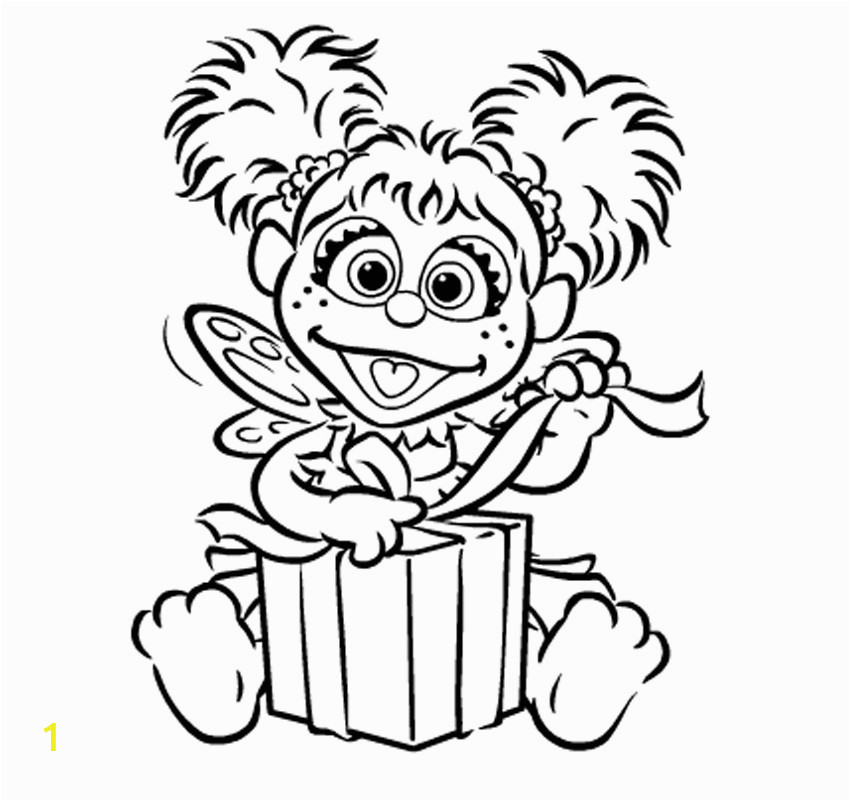 Abby Cadabby Coloring Pages to Print Abby Cadabby Coloring Pages at Getcolorings