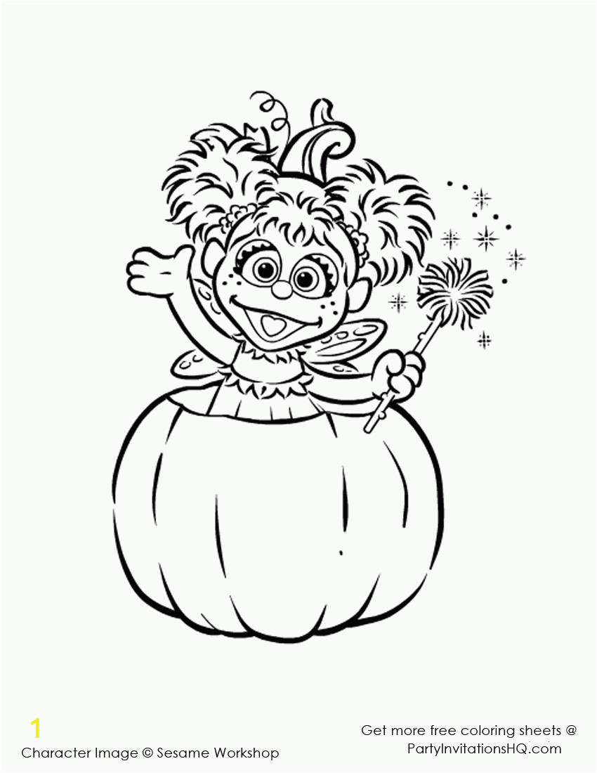 free printable abby cadabby coloring pages