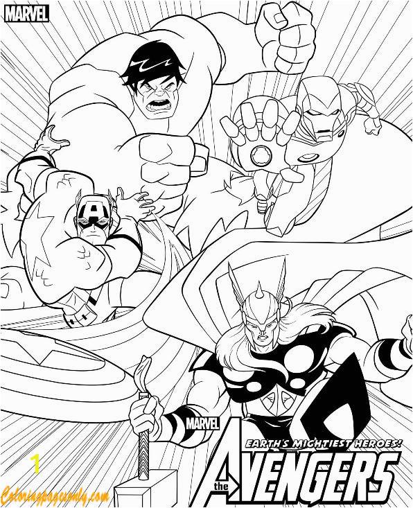 earths mightiest heroes of avengers