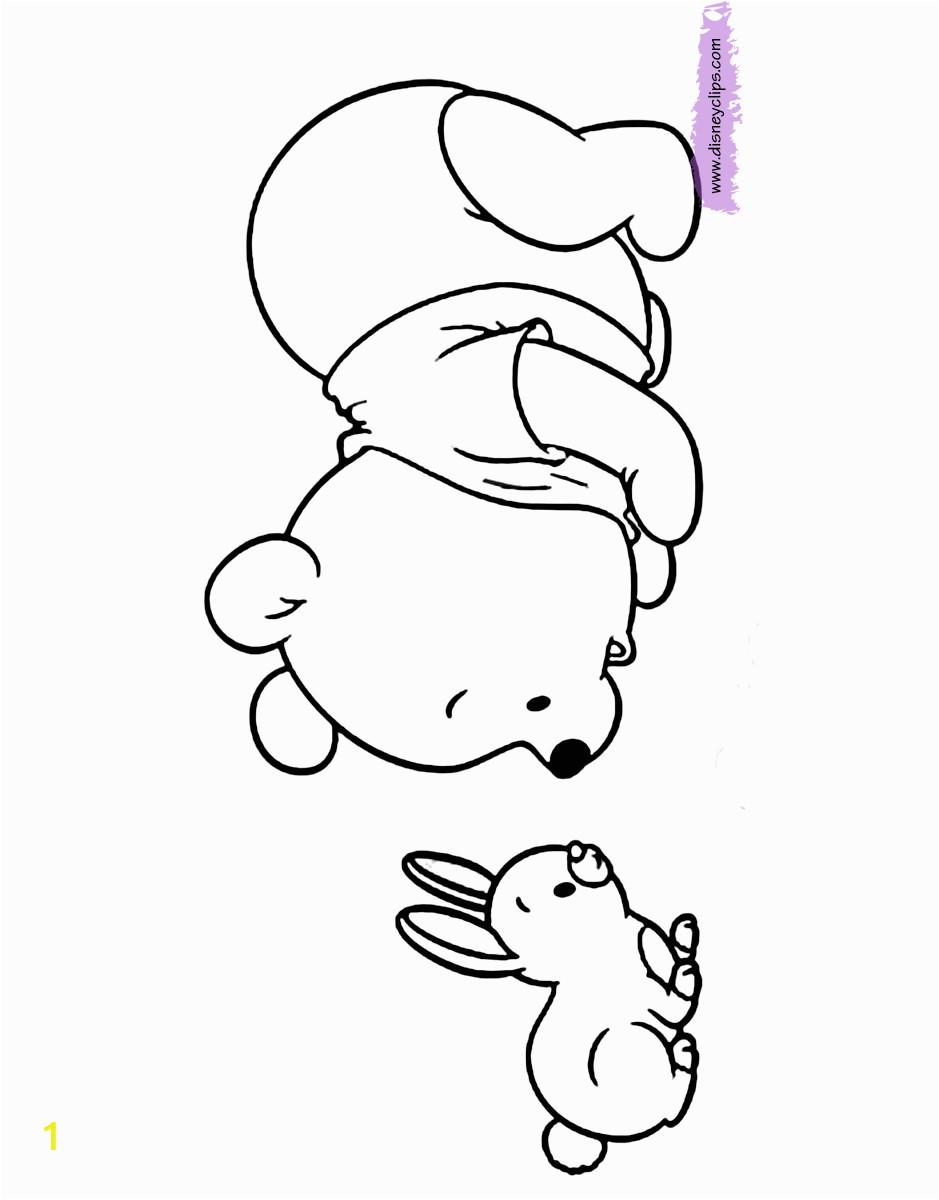 baby tigger drawing