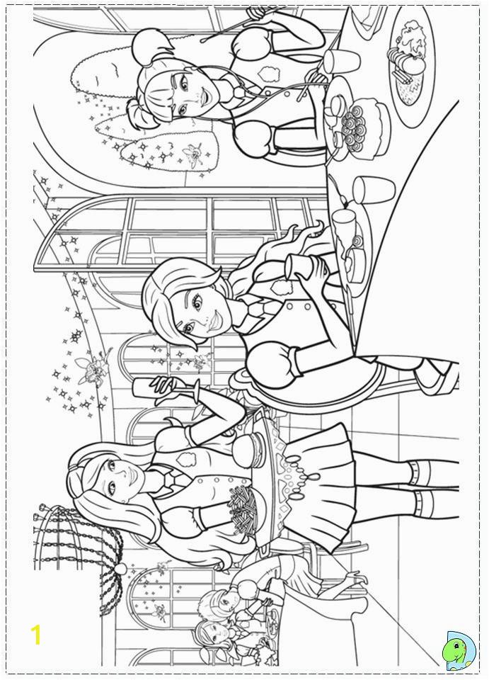 006 coloringBarbie school 06