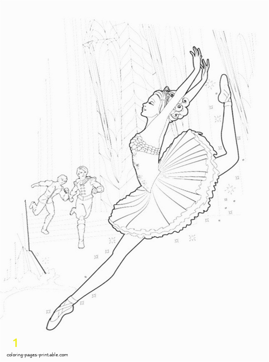 barbie pink shoes coloring pages 11