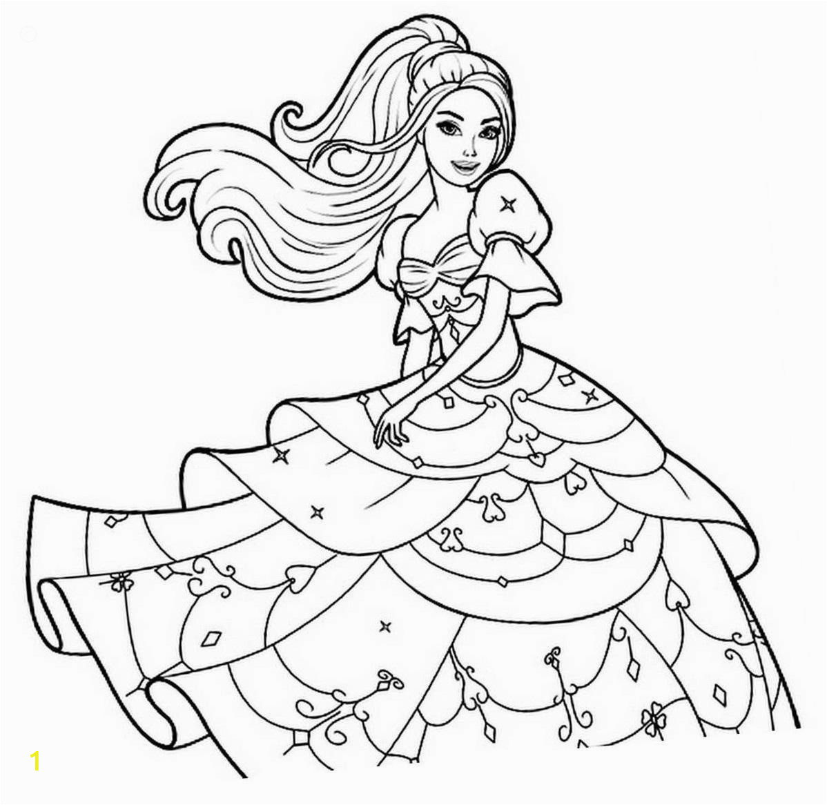 Beautiful Barbie Princess