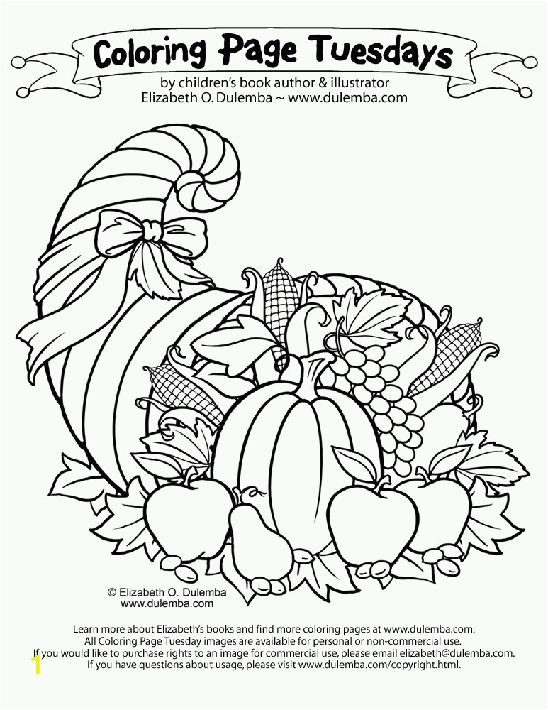 christian thanksgiving coloring pages