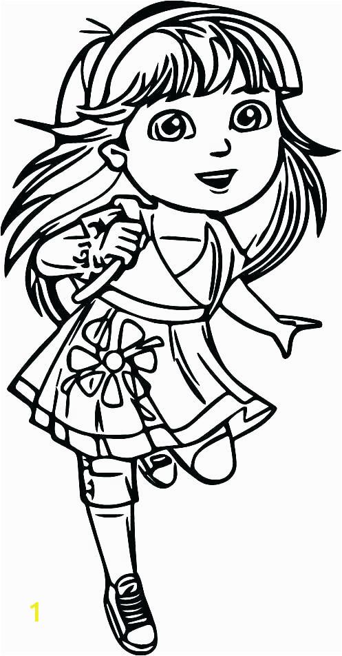girl ninja coloring pages